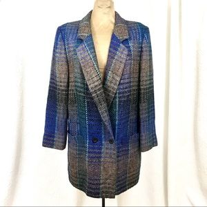 Vintage Betty Barclay double breasted Blazer